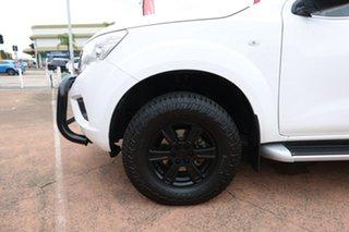2018 Nissan Navara D23 Series II SL (4x4) White 7 Speed Automatic Dual Cab Utility.