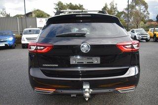 2018 Holden Commodore ZB MY18 LT Sportwagon Black 9 Speed Sports Automatic Wagon.