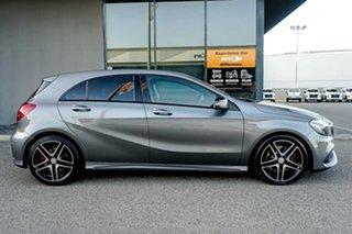 2016 Mercedes-Benz A-Class W176 806MY A250 D-CT 4MATIC Sport Grey 7 Speed.