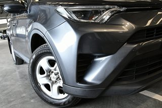 2016 Toyota RAV4 ZSA42R MY16 GX (2WD) Graphite Continuous Variable Wagon.