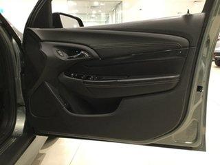 2015 Holden Commodore VF MY15 SV6 Green 6 Speed Sports Automatic Sedan