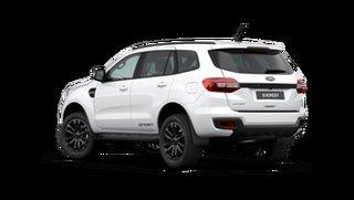 2021 Ford Everest UA II Sport Arctic White Automatic