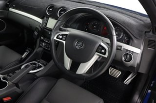 2013 Holden Commodore VE II MY12.5 SS-V Z-Series Blue 6 Speed Automatic Sedan