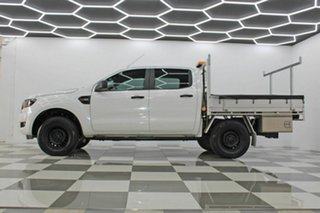 2016 Ford Ranger PX MkII MY17 XL 3.2 (4x4) White 6 Speed Automatic Crew Cab Chassis