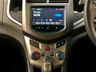 2015 Holden Barina TM MY15 X White 6 Speed Automatic Hatchback