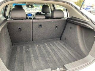 2014 Holden Cruze JH MY14 SRi Silver 6 Speed Automatic Hatchback