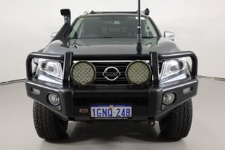 2018 Nissan Navara D23 Series II ST-X (4x4) Grey 6 Speed Manual Dual Cab Utility.