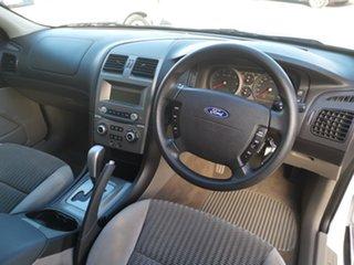 2007 Ford Falcon BF Mk II XT White 4 Speed Sports Automatic Sedan