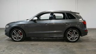 2016 Audi SQ5 8R MY17 TDI Tiptronic Quattro Grey 8 Speed Sports Automatic Wagon
