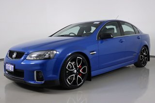 2013 Holden Commodore VE II MY12.5 SS-V Z-Series Blue 6 Speed Automatic Sedan.