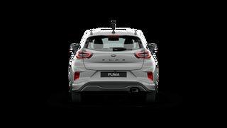 2020 Ford Puma JK 2021.25MY ST-Line Solar Silver 7 Speed Sports Automatic Dual Clutch Wagon