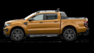 2021 Ford Ranger PX MkIII 2021.25MY Wildtrak Saber 6 Speed Sports Automatic Double Cab Pick Up