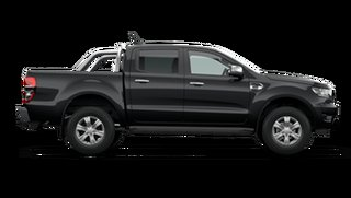 2021 Ford Ranger PX MkIII 2021.25MY XLT Shadow Black 10 Speed Sports Automatic Double Cab Pick Up.