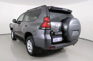 2018 Toyota Landcruiser Prado GDJ150R MY18 GXL (4x4) Graphite 6 Speed Automatic Wagon