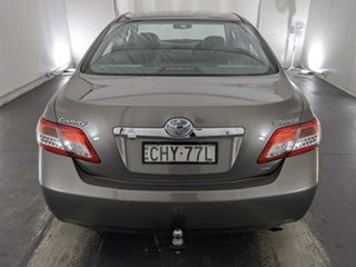 2009 Toyota Camry ACV40R Grande Bronze 5 Speed Automatic Sedan