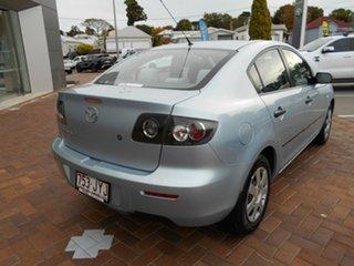 2006 Mazda 3 BK10F1 Neo Blue 4 Speed Sports Automatic Sedan.