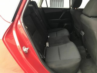 2011 Mazda 3 BL10F2 Neo Red 6 Speed Manual Hatchback