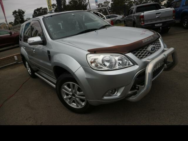 Used Ford Escape ZD Kingswood, Ford Zd Escape Xlt I4 2.3 LITRE I4 4 Speed Auto Floor (MB5T92A)