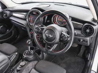 2016 Mini Cooper F55 S White Silver 6 Speed Automatic Hatchback