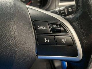 2015 Mitsubishi Triton MQ MY16 GLS Double Cab Blue 6 Speed Manual Utility