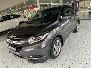 2017 Honda HR-V VTi-S Modern Steel Constant Variable Hatchback.
