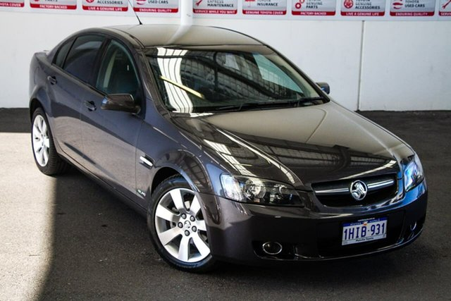 Pre-Owned Holden Commodore VE MY09.5 International (D/Fuel) Myaree, 2009 Holden Commodore VE MY09.5 International (D/Fuel) 4 Speed Automatic Sedan