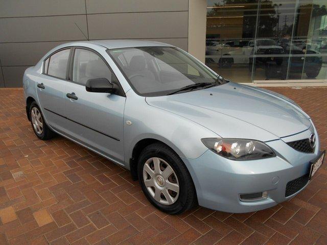 Used Mazda 3 BK10F1 Neo Toowoomba, 2006 Mazda 3 BK10F1 Neo Blue 4 Speed Sports Automatic Sedan