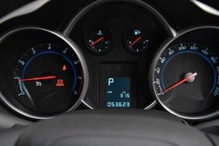 2015 Holden Cruze JH Series II MY15 Equipe Red 6 Speed Sports Automatic Sedan