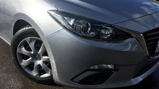 2014 Mazda 3 BM5278 Neo SKYACTIV-Drive Billet Silver 6 Speed Sports Automatic Sedan.