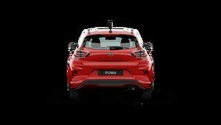 2021 Ford Puma JK ST-Line Fantastic Red 7 Speed Automatic