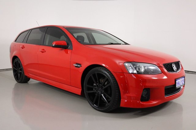 Used Holden Commodore VE II MY12.5 SV6 Z-Series Bentley, 2012 Holden Commodore VE II MY12.5 SV6 Z-Series Red 6 Speed Automatic Sportswagon