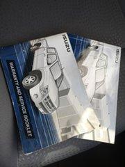 2008 Isuzu D-MAX (No Series) SX White Manual