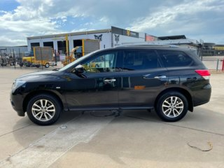 2015 Nissan Pathfinder R52 MY15 ST X-tronic 2WD Black/190216 1 Speed Constant Variable Wagon