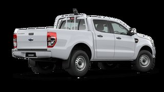 2021 Ford Ranger PX MkIII XL Arctic White 6 Speed Automatic Utility