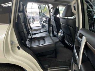 2021 Toyota Landcruiser VDJ200R VX White 6 Speed Sports Automatic Wagon