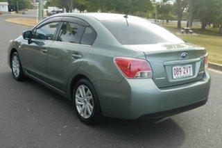 2015 Subaru Impreza G4 MY14 2.0i Lineartronic AWD Grey 6 Speed Constant Variable Sedan.