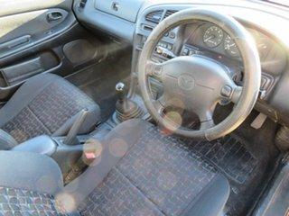 1997 Mazda 323 Astina Green 5 Speed Manual Hardtop