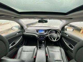 2016 Hyundai Tucson TLe MY17 Highlander D-CT AWD White Sand/charcoal 7 Speed