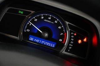 2007 Honda Civic 8th Gen MY07 VTi-L Silver 5 Speed Automatic Sedan