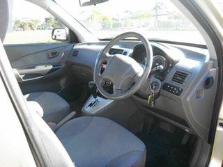 2008 Hyundai Tucson MY07 SX Silver 4 Speed Automatic Wagon