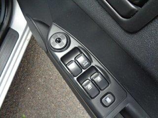 2009 Hyundai Getz TB MY09 S Silver 4 Speed Automatic Hatchback