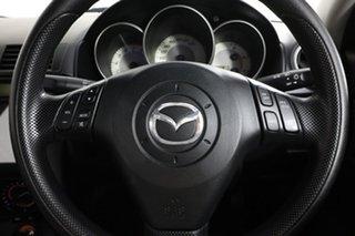 2007 Mazda 3 BK MY06 Upgrade Maxx Grey 5 Speed Manual Sedan