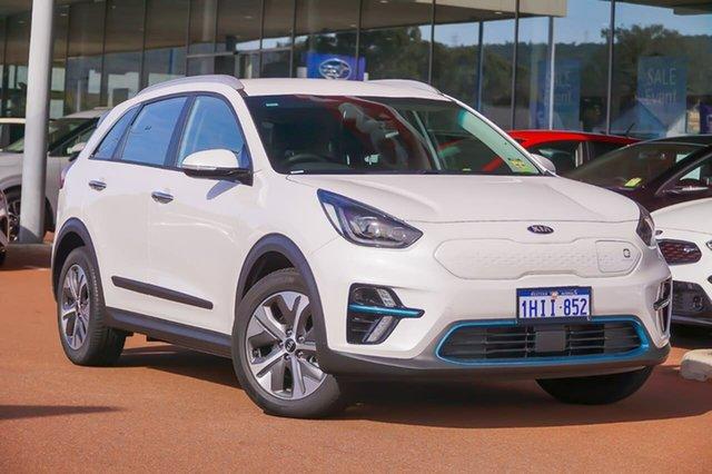 Demo Kia Niro DE Gosnells, 2021 Kia Niro DE EV Sport White Reduction Gear SUV