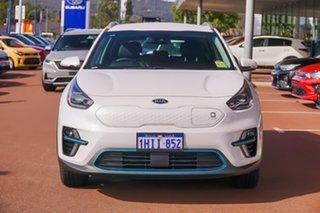 2021 Kia Niro DE EV Sport White Reduction Gear SUV.