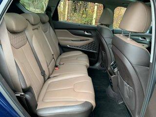 2018 Hyundai Santa Fe TM Highlander Blue Sports Automatic Wagon