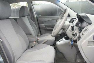 2008 Hyundai Tucson JM MY07 City SX Blue 4 Speed Sports Automatic Wagon