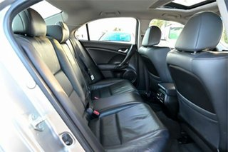 2008 Honda Accord 8th Gen VTi Silver 5 Speed Sports Automatic Sedan