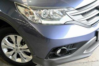 2014 Honda CR-V RM MY14 DTi-S 4WD Blue 5 Speed Automatic Wagon.