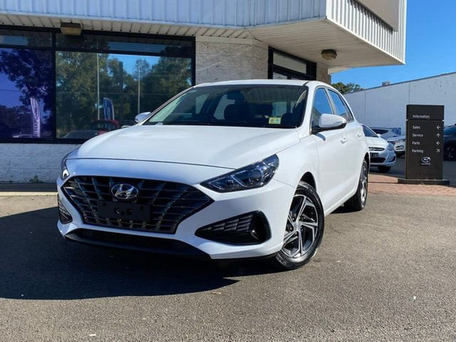 Demo Hyundai i30 Penrith, Pd.v4 2.0 Gdi Ptrl 6spd Man 5dr Hth