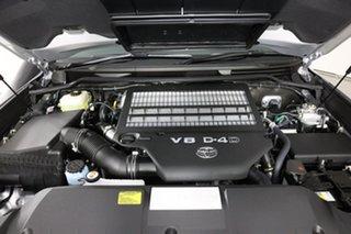 2021 Toyota Landcruiser VDJ200R LC200 GXL (4x4) Silver 6 Speed Automatic Wagon